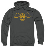 Hoodie: Aerosmith - Retro Logo Vêtement