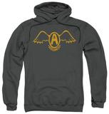 Hoodie: Aerosmith - Retro Logo Pullover Hoodie
