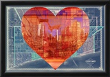 Heart Chicago Prints