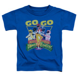 Toddler: Power Rangers - Go Go Shirt