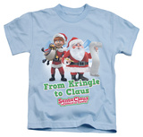 Youth: Santa Claus Is Comin To Town - Kringle To Claus T-Shirt