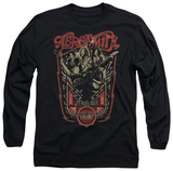 Long Sleeve: Aerosmith - Let Rock Rule T-shirts