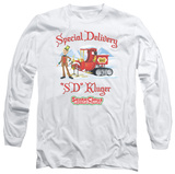 Long Sleeve: Santa Claus Is Comin To Town - Kluger Shirt