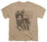Youth: John Wayne - In The West T-shirts