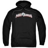 Hoodie: Power Rangers - New Logo Pullover Hoodie