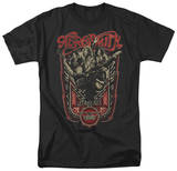 Aerosmith - Let Rock Rule T-shirts