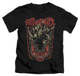 Youth: Aerosmith - Let Rock Rule Shirts
