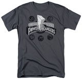 Power Rangers - Power Coins T-Shirt