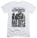 Aerosmith - Bad Boys (slim fit) Shirts