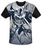 Youth: The Dark Knight Rises - Concept Justice(black back) Shirts