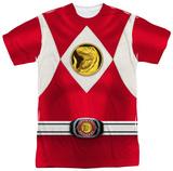Power Rangers - Red Ranger Emblem Vêtements