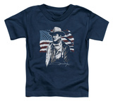 Toddler: John Wayne - American Idol T-shirts