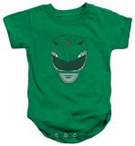Infant: Power Rangers - Green Ranger Infant Onesie