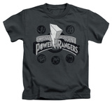 Youth: Power Rangers - Power Coins Shirts