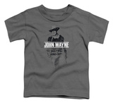 Toddler: John Wayne - Fade Off T-shirts