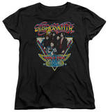 Womans: Aerosmith - Triangle Stars T-Shirts