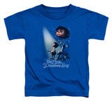 Toddler: Little Drummer Boy - White Light Shirts