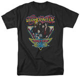 Aerosmith - Triangle Stars T-Shirt