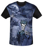 Youth: Batman - Catch The Joker(black back) T-Shirt