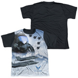 Youth: Air Force - Pilot(black back) Shirts