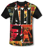 Youth: Muhammad Ali - Posters(black back) T-Shirt
