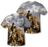 Youth: John Wayne - Ride Em Cowboy (Front/Back Print) Shirts