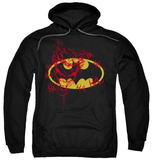 Hoodie: Batman - Joker Graffiti T-Shirt