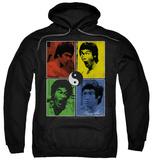 Hoodie: Bruce Lee - Enter Color Block Shirts