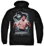 Hoodie: Bruce Lee - Inner Fury Pullover Hoodie