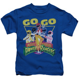 Juvenile: Power Rangers - Go Go T-Shirt