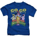 Juvenile: Power Rangers - Go Go T-Shirt