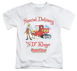 Juvenile: Santa Claus Is Comin To Town - Kluger T-shirts