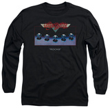 Long Sleeve: Aerosmith - Rocks T-Shirt