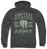 Hoodie: Army - United States Army Pullover Hoodie
