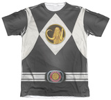 Power Rangers - Black Ranger Uniform Shirt