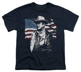 Youth: John Wayne - American Idol T-shirts