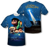 Youth: Little Drummer Boy - Look To The Stars (Front/Back Print) Shirt