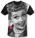 Youth: I Love Lucy - Timeless(black back) T-Shirt