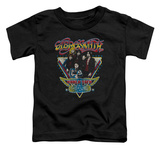 Toddler: Aerosmith - Triangle Stars T-shirts