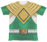Power Rangers - Green Ranger Sublimated
