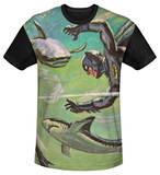 Youth: Batman - Underwater(black back) T-shirts