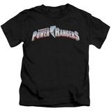 Juvenile: Power Rangers - New Logo T-shirts