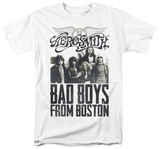 Aerosmith - Bad Boys T-shirts