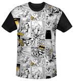 Youth: Batman - Comic All Over(black back) T-shirts