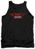 Tank Top: Aerosmith - Winged Logo T-Shirts