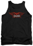 Tank Top: Aerosmith - Winged Logo Tank Top