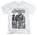 Youth: Aerosmith - Bad Boys Shirt