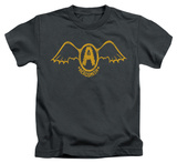 Youth: Aerosmith - Retro Logo T-shirts