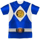 Power Rangers - Blue Ranger Emblem T-Shirts