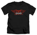 Juvenile: Aerosmith - Winged Logo T-shirts